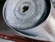 Reflective Insulation, Radiant Barriers and Seaming Tape for Green Building | via ECHOtape.com