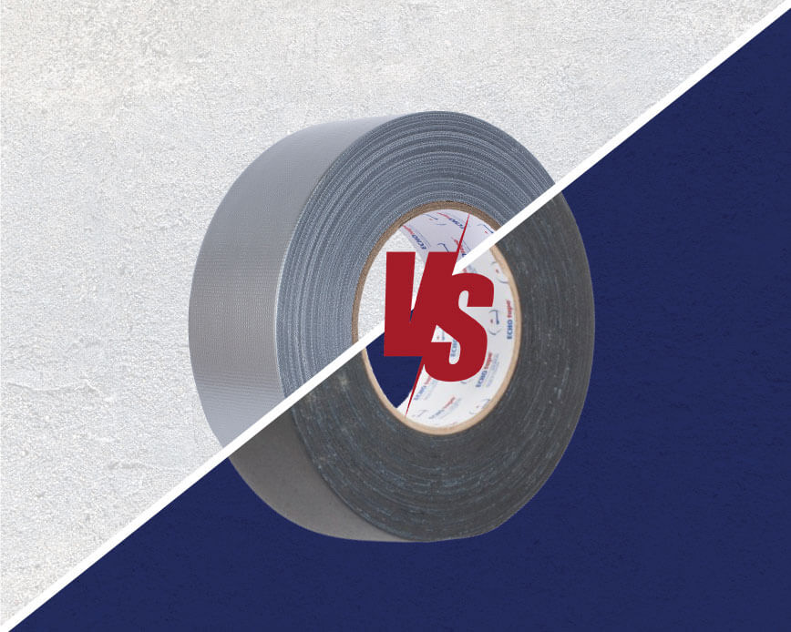 Gaffer's Tape or Duct Tape - Which Is Best? | via ECHOtape
