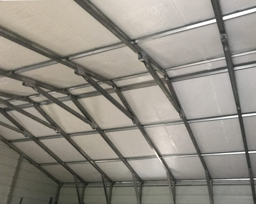 Metal Building with Midwest Steel Carports | DC-M155A and PE-M4535